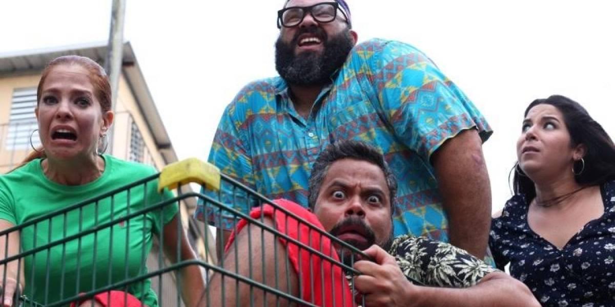 Sube el telón para el primer festival cómico