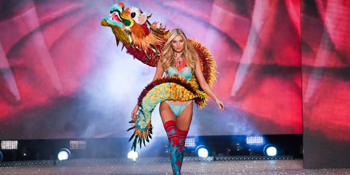 Modelo de Victoria's Secret reveló su dieta para mantener su figura