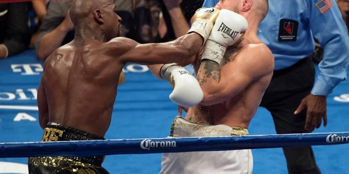 McGregor pudo sufrir daño cerebral si no detenían la paliza de Mayweather