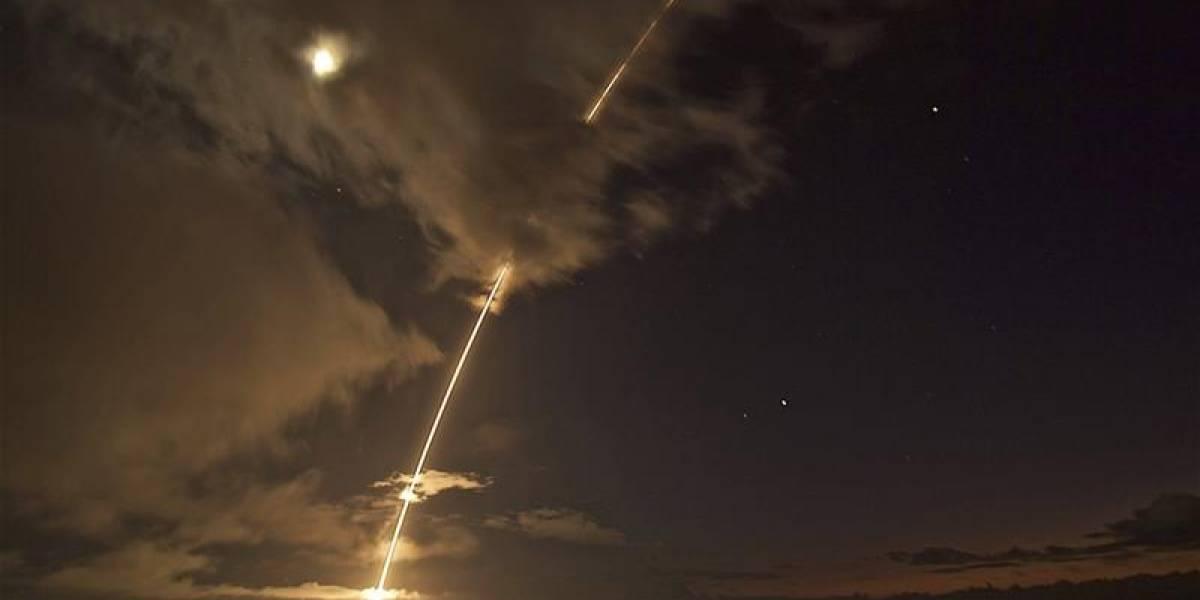 Estados Unidos realiza una nueva prueba de su sistema antimisiles tras disparo realizado por Pyongyang el martes