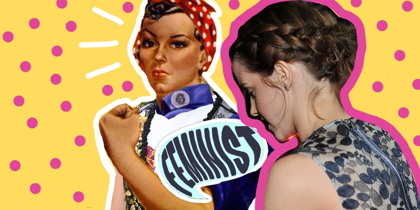 Emma Watson es la actriz feminista más inspiradora para las mujeres