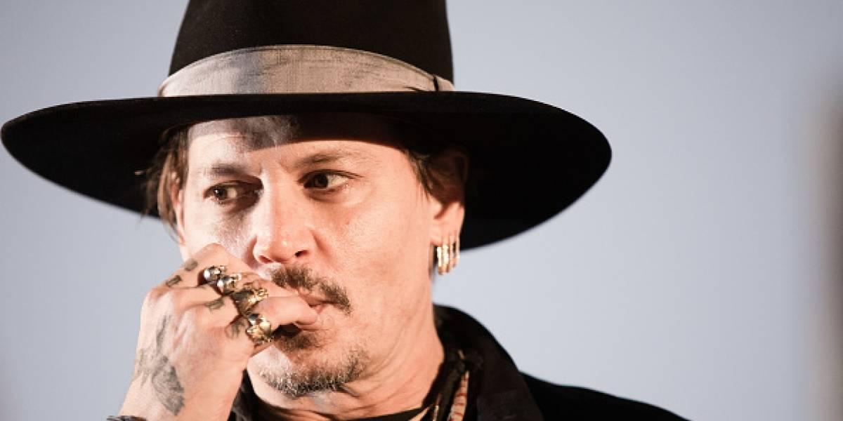 Johnny Depp vende casa para salir de la crisis