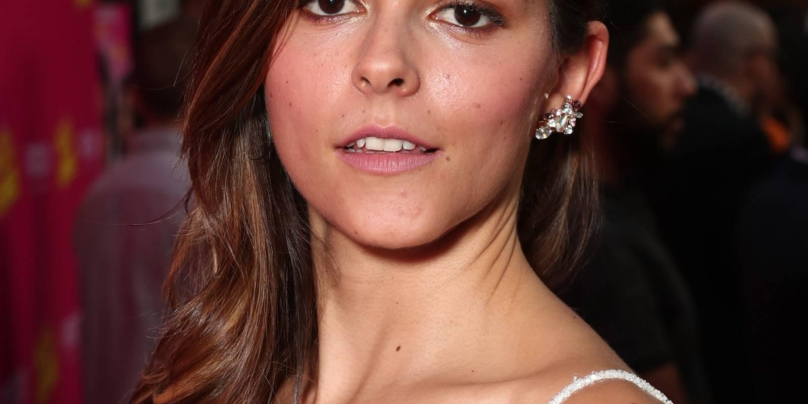 La actriz colombiana Julieth Restrepo.