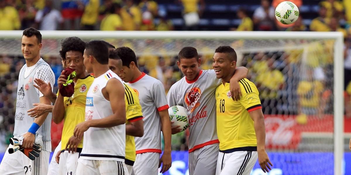 Así fue el partido en vivo: 'la Tricolor' sacó figura a Wuilker Faríñez