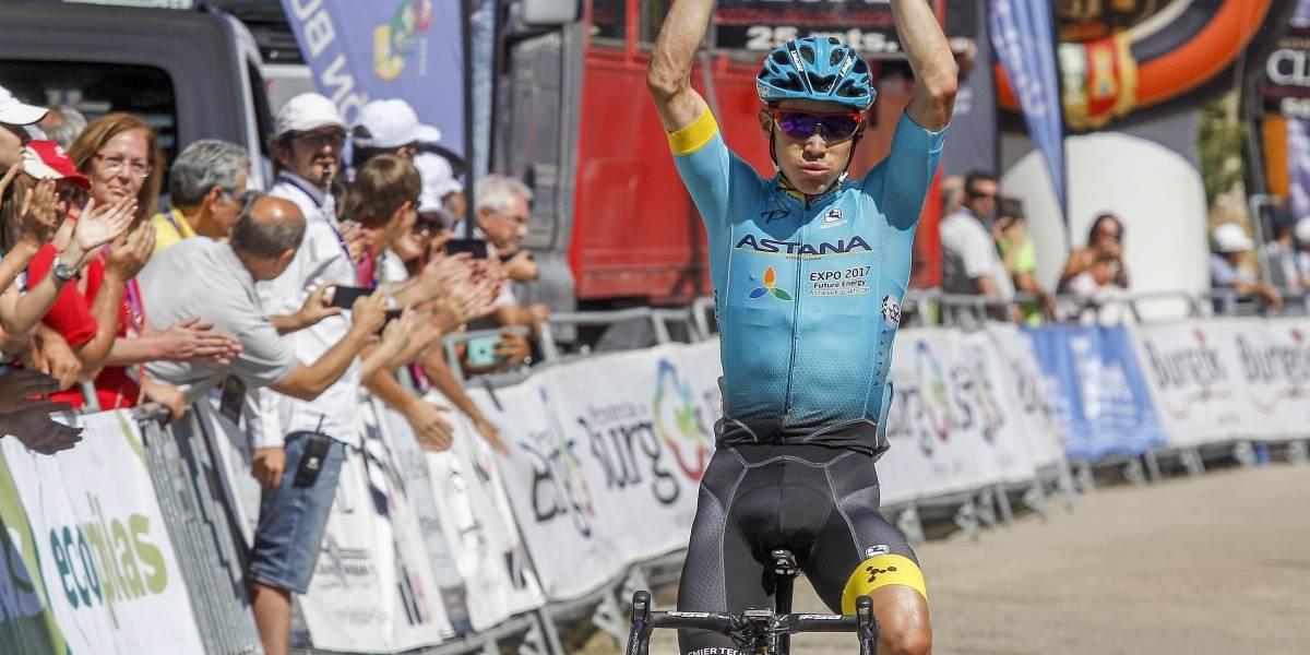 ¡'Supermán' vuela en el Calar Alto! Miguel Ángel López gana la etapa 11 de la Vuelta