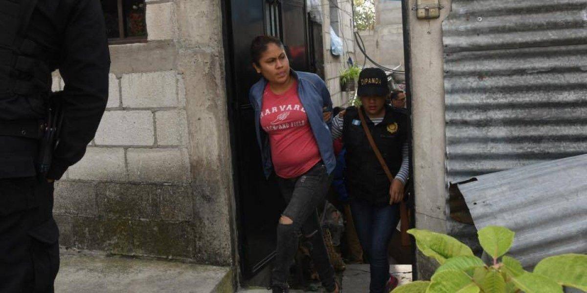 Mujeres extorsionaban a recolectores de basura