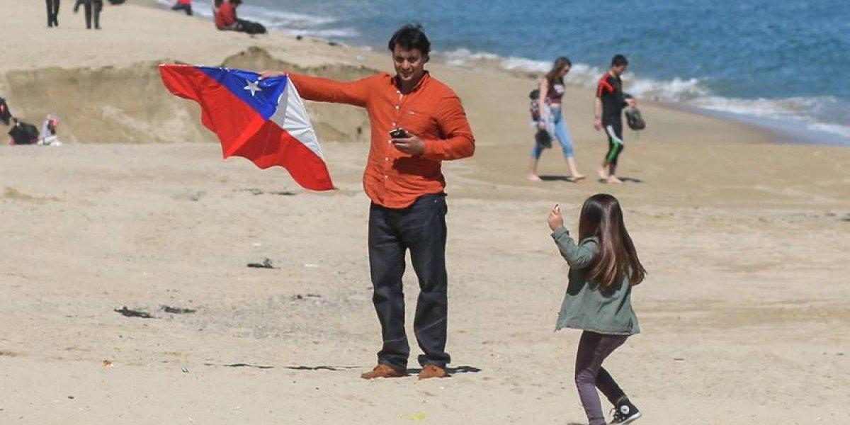 Por tierra o avión: más chilenos viajarán durante Fiestas Patrias este año
