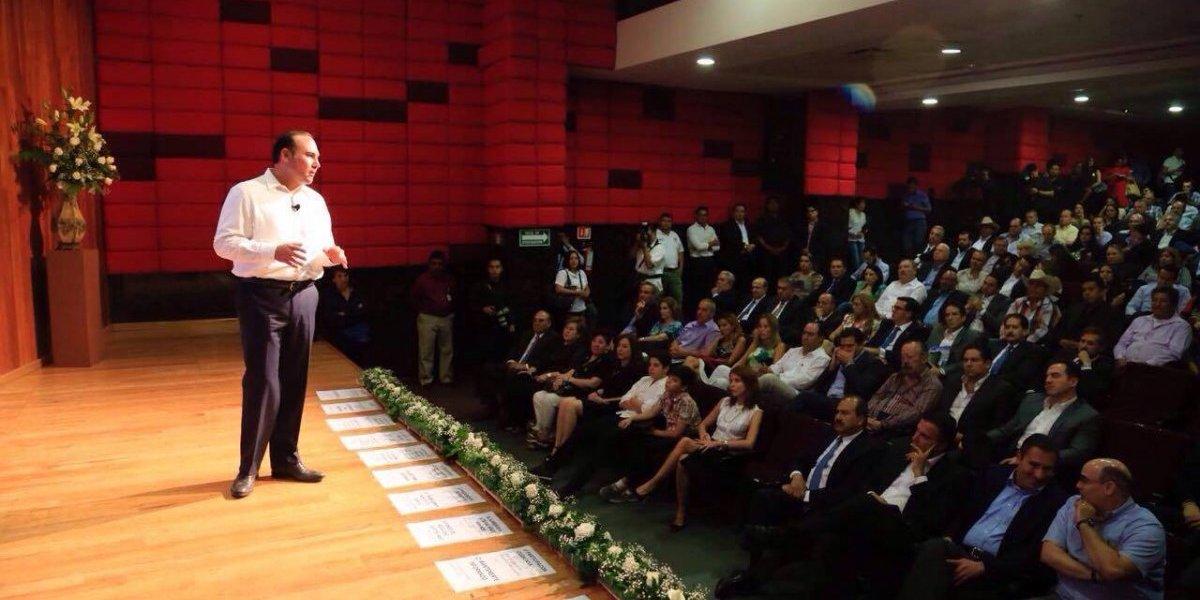 Salinas Garza anuncia arranque del Sistema Estatal Anticorrupción