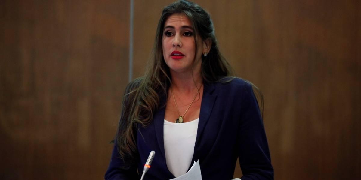 """Cristina Reyes a María Fernanda Espinosa: """"No vuelva a ofender a nuestro género con esas tonterías"""""""