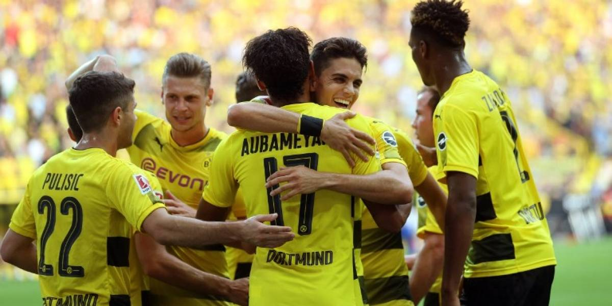 El Borussia Dortmund ficha a dos cracks con el dinero que dejó Dembélé