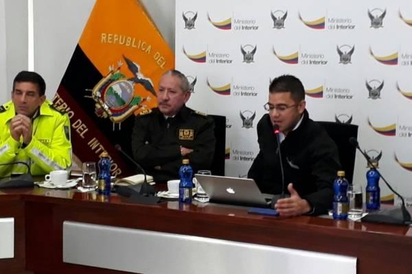 Se redujeron los delitos en Guayaquil en agosto