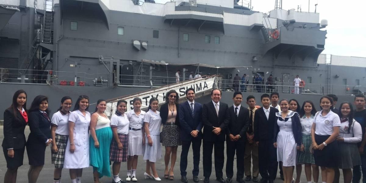 Ecuador le apuesta al turismo educativo en Guayaquil