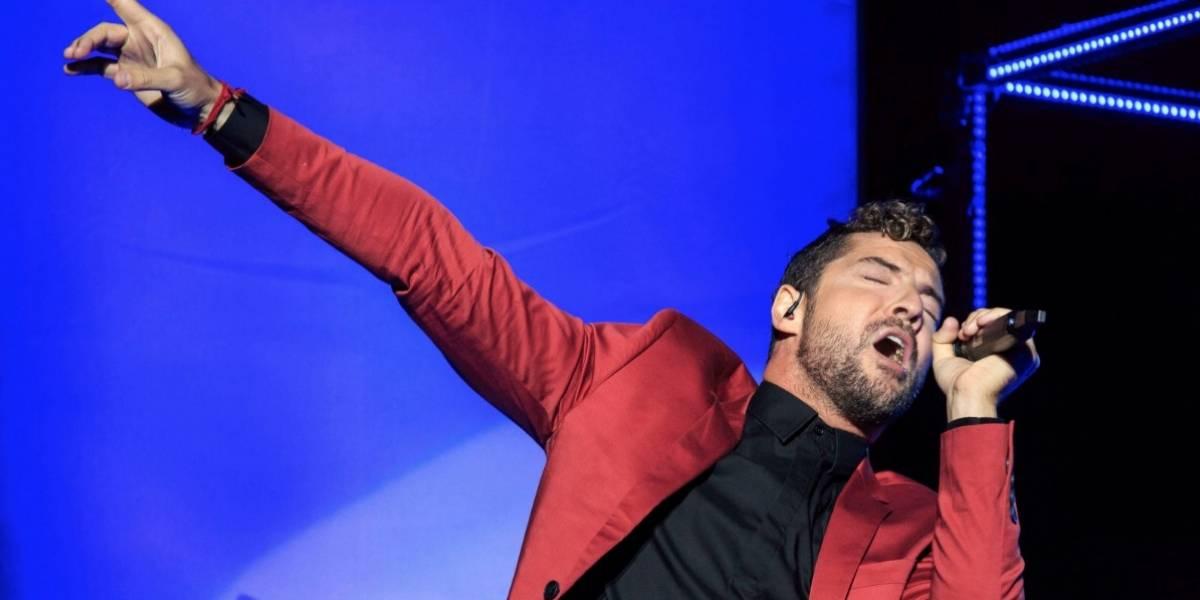 David Bisbal anuncia gira por Latinoamérica