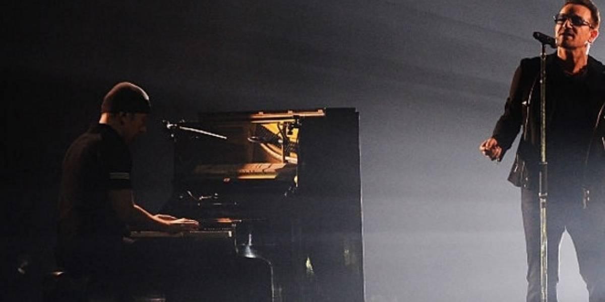 U2 adelantó su nuevo disco con