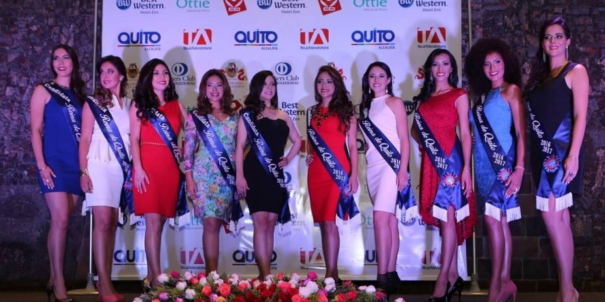 En septiembre se abren inscripciones para Reina de Quito 2017-2018