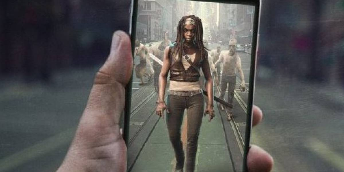 The Walking Dead tendrá videojuego al estilo Pokémon Go