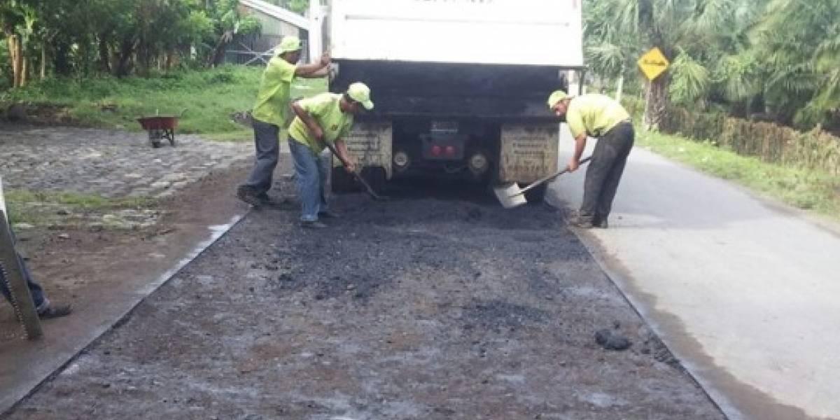 Finanzas prioriza recuperar la red vial en listado de obras