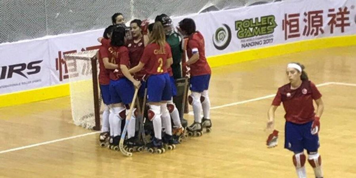 Las Marcianitas se vengaron de Francia y pasaron a semifinales de los World Roller Games