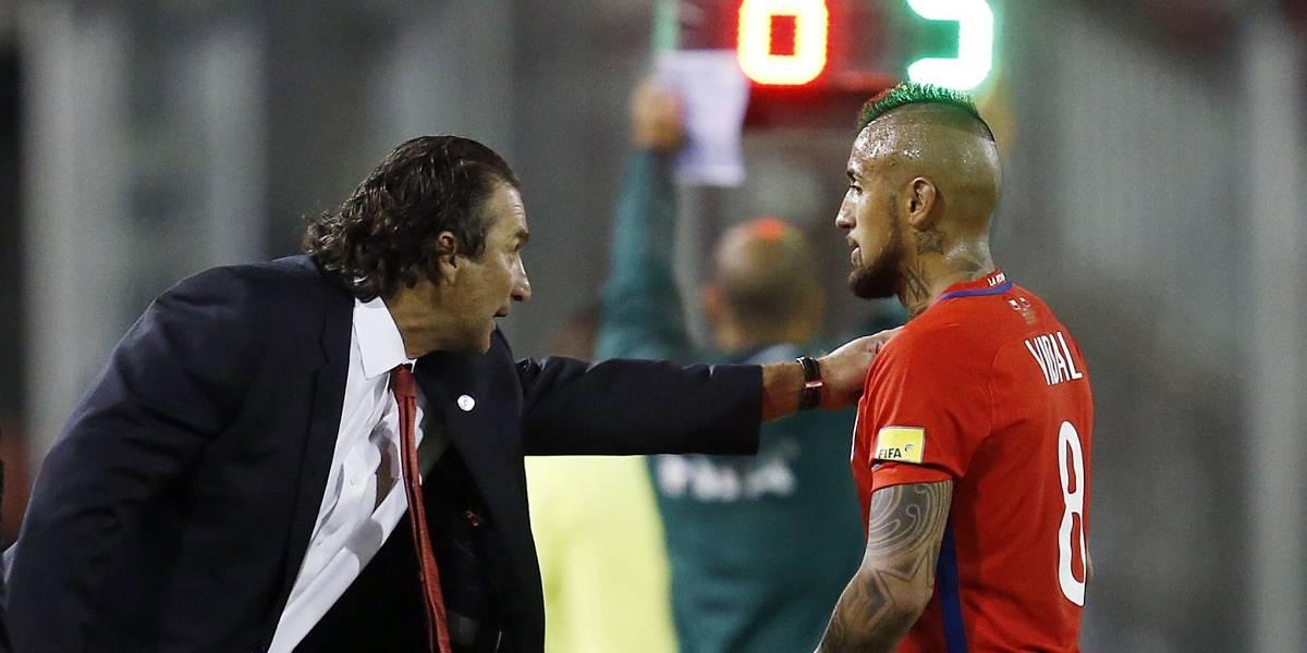Siga en vivo Chile vs Ecuador rumbo a Rusia 2018