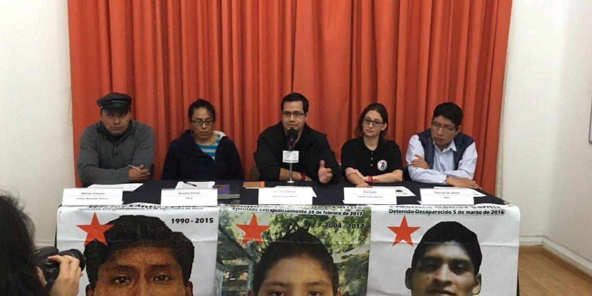 Exigen organizaciones modificar proyecto de Ley contra la Desaparición Forzada