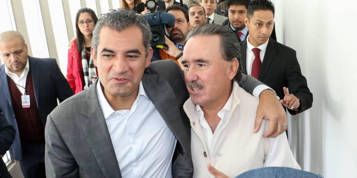 Ochoa Reza llama a priistas redoblar el paso y a la unidad con miras a comicios de 2018