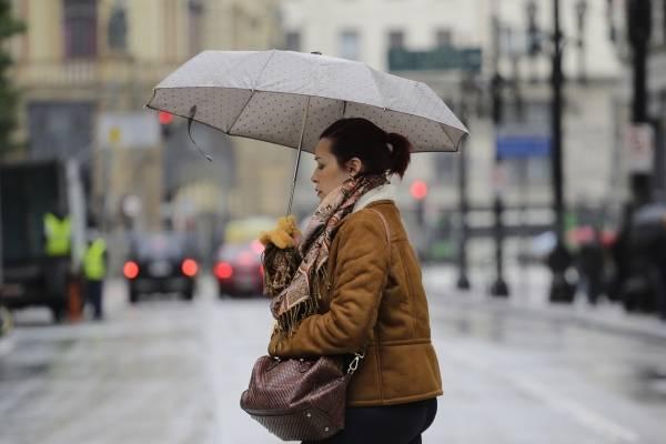 Frio SP chuva