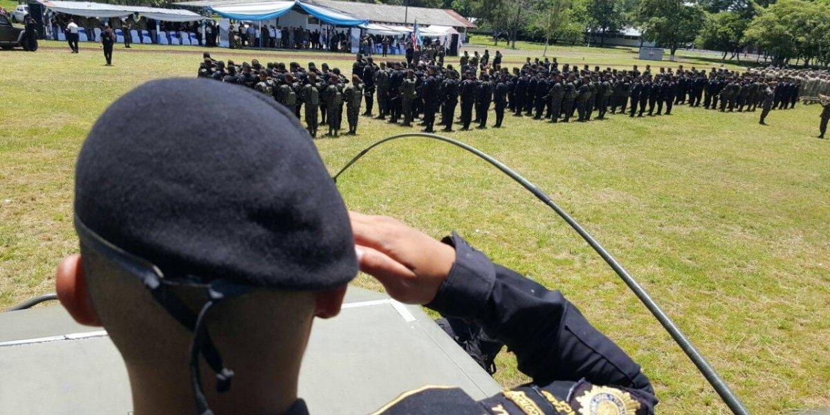 Lanzan Fuerza de Tarea Xinca para reforzar combate al crimen organizado en frontera con El Salvador