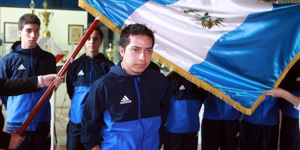 Guatemalteco con capacidades diferentes se proclama campeón panamericano