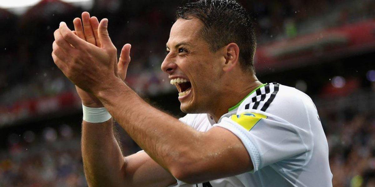 West Ham encomienda a México con Chichadios