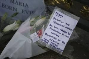 Recuerdan a la princesa Diana en Inglaterra