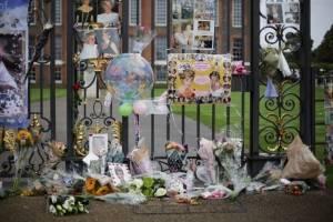 Homenajes a la princesa Diana