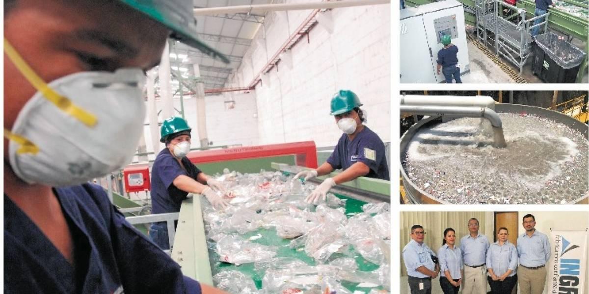 En Guatemala se reciclan 1.6 millones de botellas de plástico al día ¡Qué orgullo!