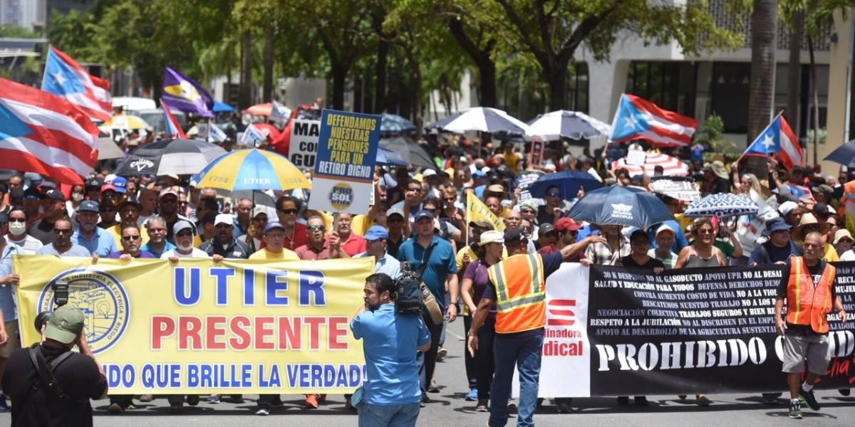 Trabajadores reiteran rechazo a la Junta y al Gobierno
