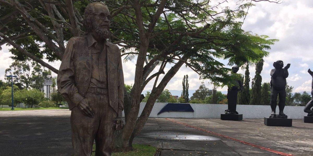 Gran encuentro artístico en honor al maestro Efraín Recinos