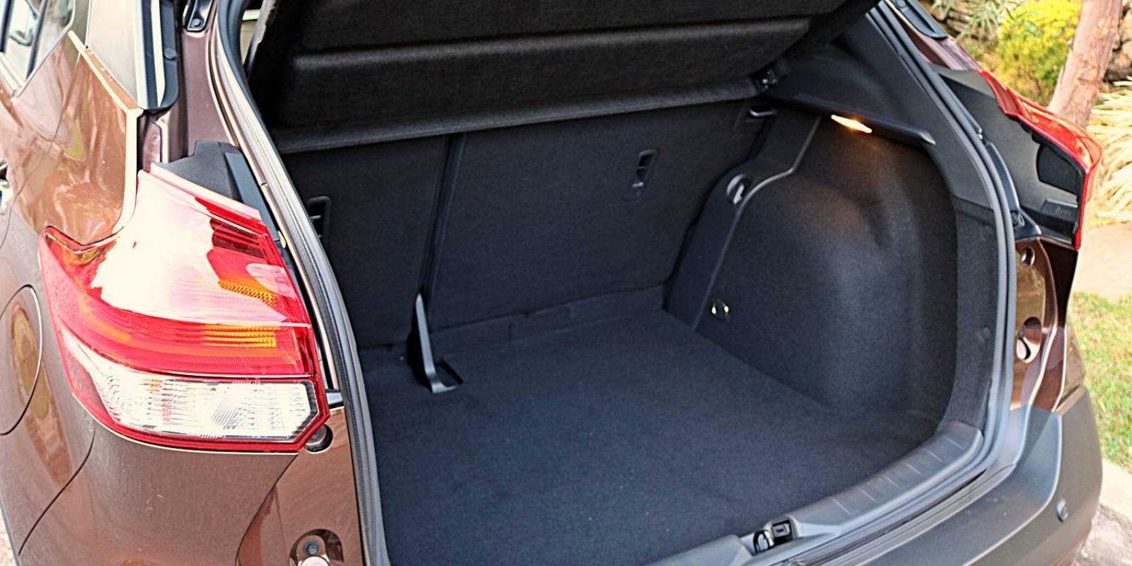 Porta-malas é de 432 litros | Divulgação