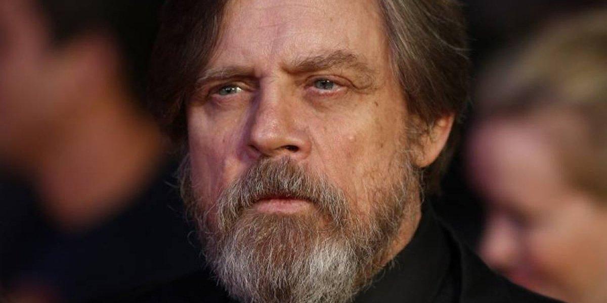 """Hamill habla del regreso de """"Luke"""" en """"The Last Jedi"""" y la muerte de Fisher"""