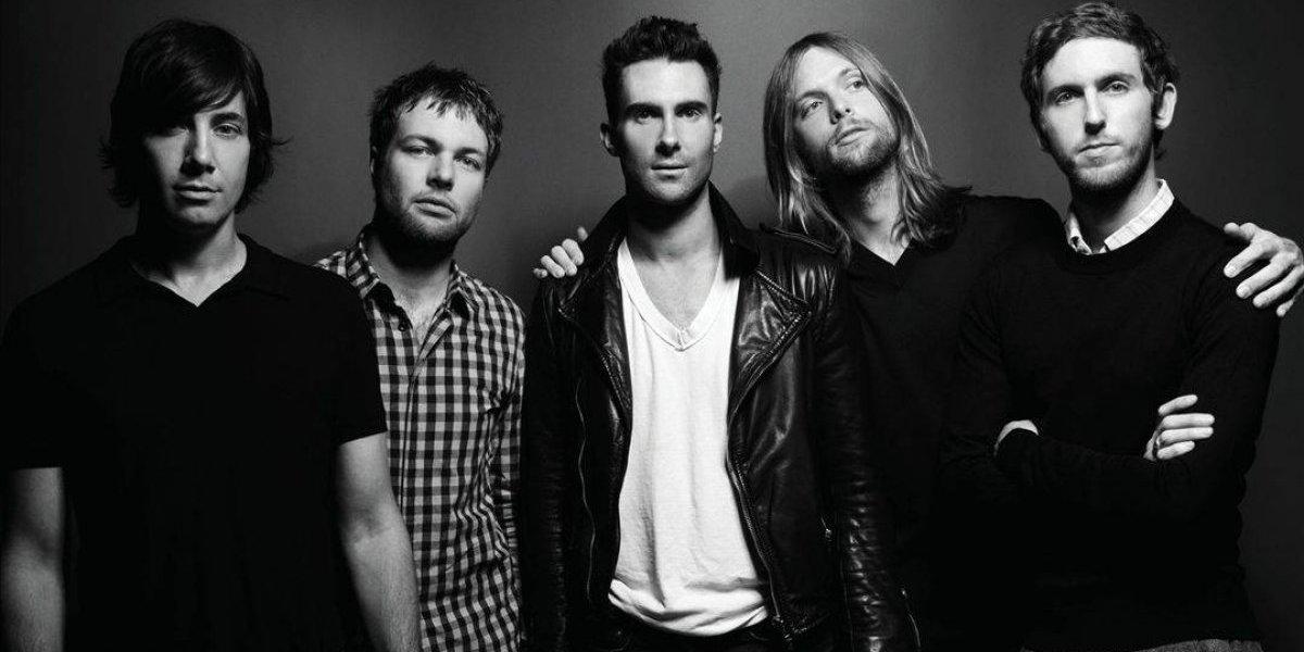 Maroon 5 traerá música nueva a Guatemala