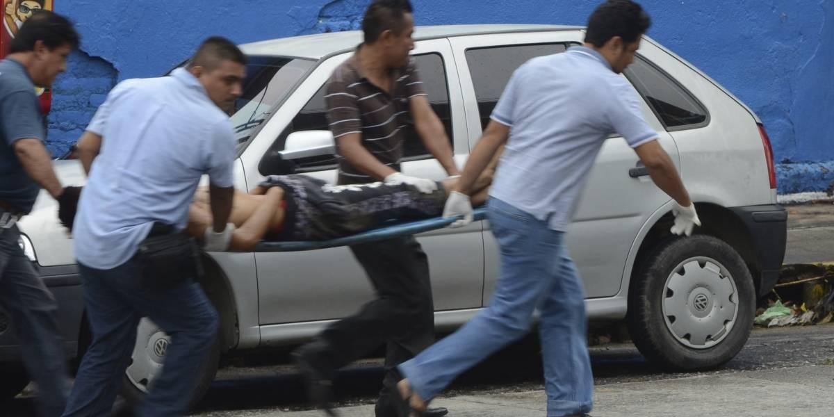 Incesante ola de violencia en Acapulco