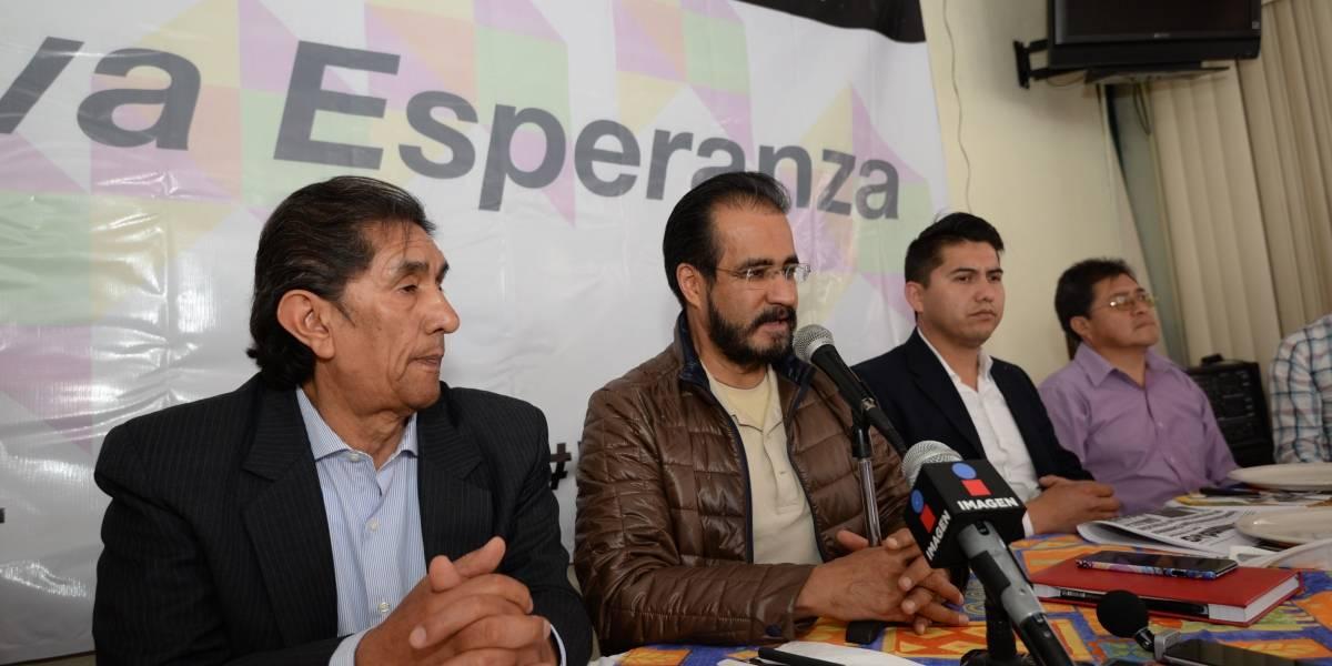 Renuncia Dolores Padierna al PRD; junto con Bejarano apoyarán a AMLO