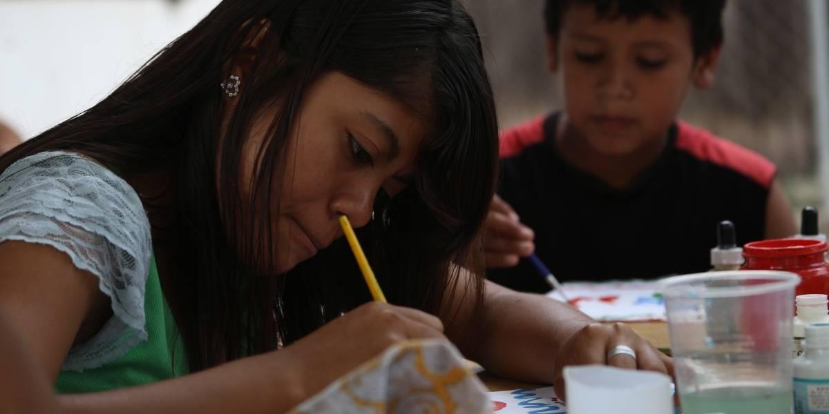 Suspenden clases en Lázaro Cárdenas y Zamora por fuertes lluvias