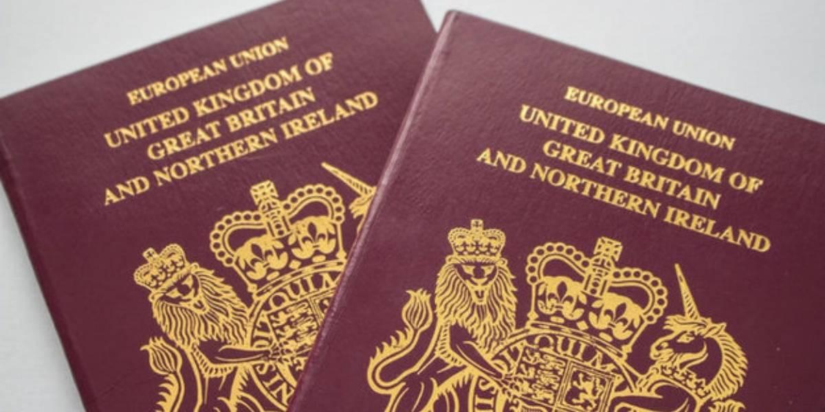 Cero seguridad: viajó desde Londres a Berlín con el pasaporte de su novia