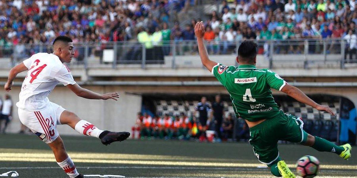 La U presiona el botón reset y va con varios cambios ante Audax en Copa Chile
