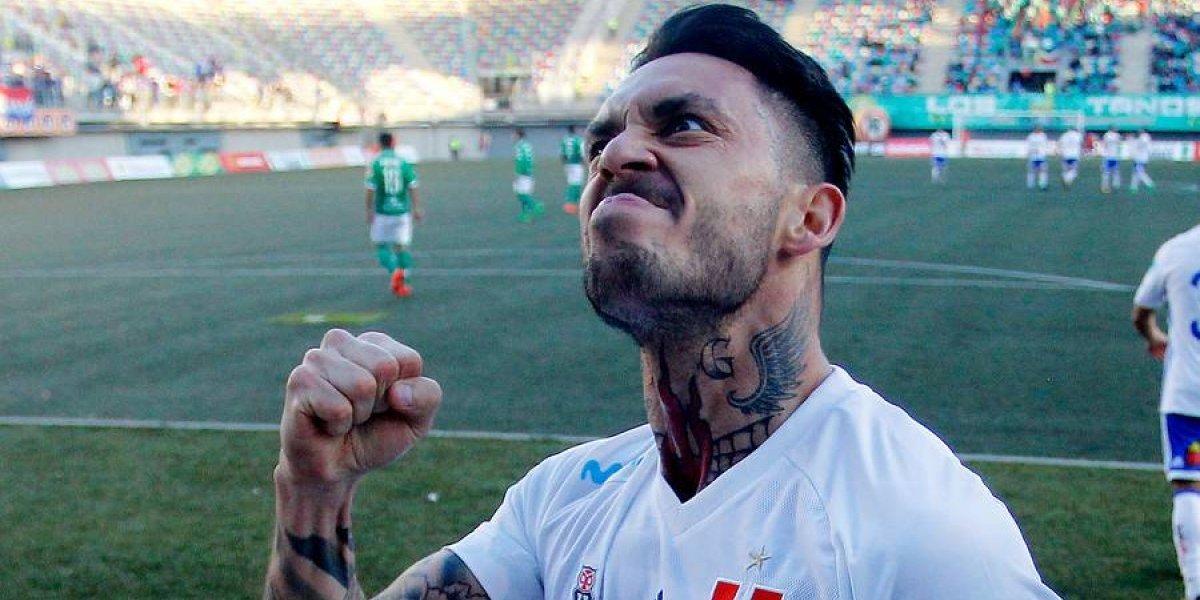 """Pinilla aplaudió la goleada en Copa Chile: """"Es la mejor forma para reponerse de una derrota"""""""