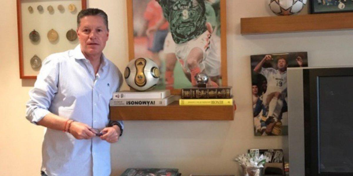 Ricardo Peláez vuelve a la televisión como comentarista