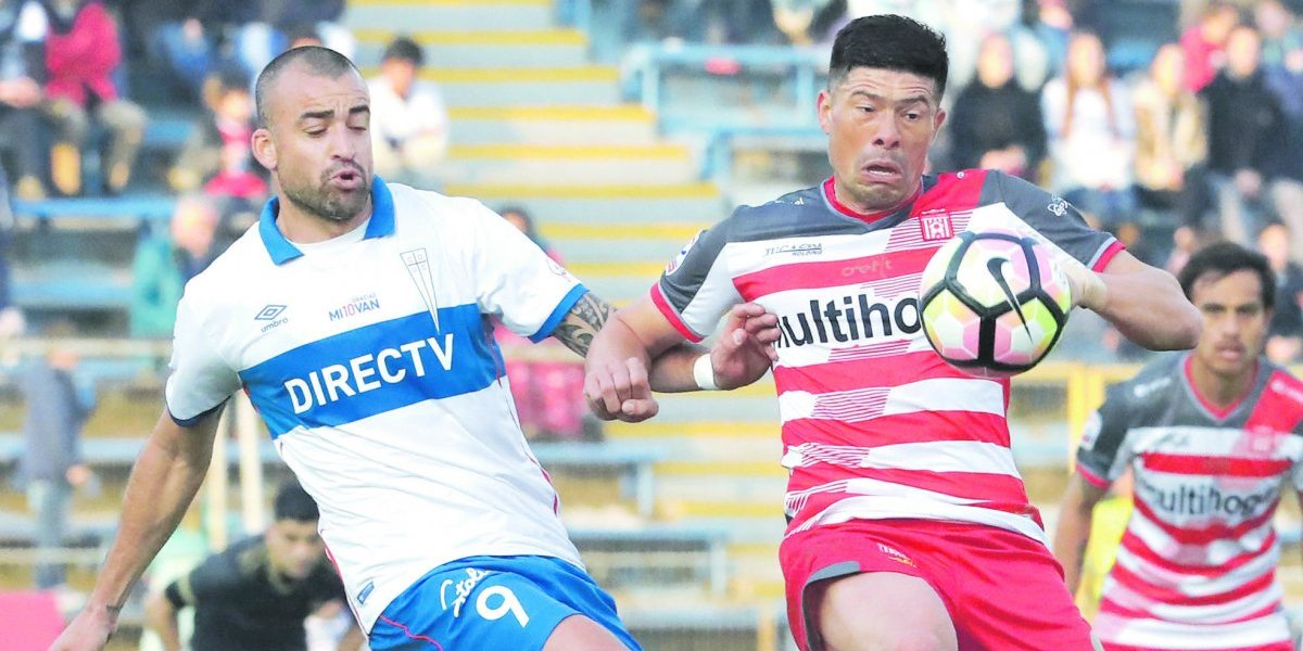 Rodrigo Riquelme, Paragua con corazón dividido