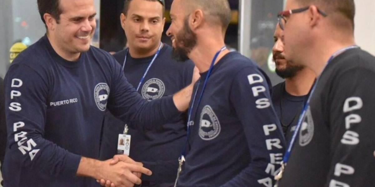 Gobernador envía brigada de rescatistas a Texas tras paso de Harvey