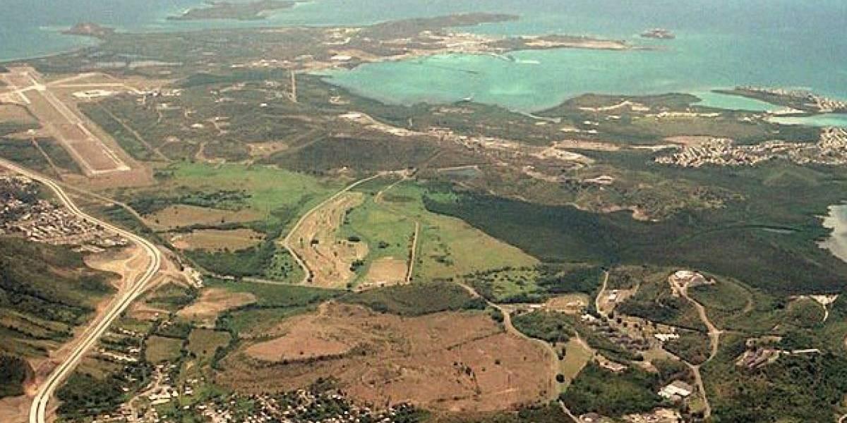 Senador Correa Rivera exige acción con la antigua base Roosevelt Roads de Ceiba