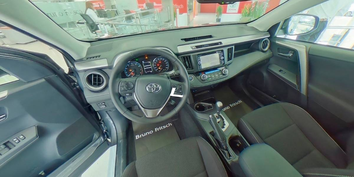 Bruno Fritsch tendrá vitrina virtual en 360º para sus autos