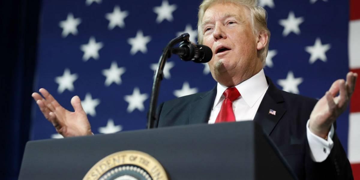 México no está feliz con renegociar el TLCAN: Trump