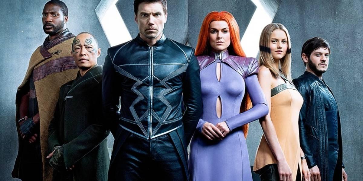 Serie Inhumans se exhibirá en salas de cine, antes de su estreno en TV